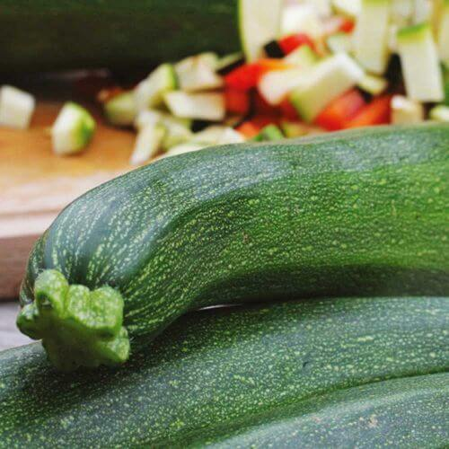 "Courgette ""Black Beauty"""